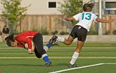 Girls Hs Varsity Keeper Save