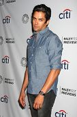 LOS ANGELES - SEP 11:  Neal Bledsoe at the PaleyFest Previews:  Fall TV NBC -