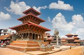 stock photo of hari  - Hari Shankar Temple - JPG