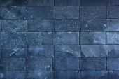 pic of slab  - dark blue stone slabs texture - JPG
