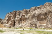 stock photo of xerxes  - Naqsh - JPG