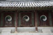 picture of andong  - Entrance to the confucian Acadamy near AndongSouthkorea - JPG