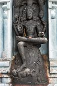 Dakshinamurthy, The Avatar Of Lord Shiva, At Rathinagiri Hill Temple.