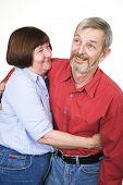 picture of friendship belt  - Senior couple 14 - JPG