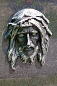 pic of passion christ  - christ the head - JPG