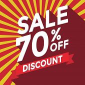 stock photo of year end sale  - Sale 70 - JPG