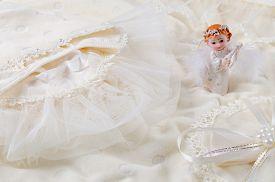 image of christening  - Layette for newborn baby - JPG