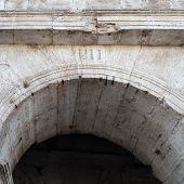 Постер, плакат: Roman Colosseum Gate 52