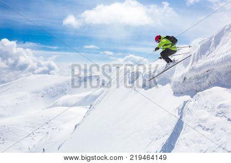 good skiing in