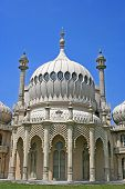 picture of saracen  - the royal pavillion Brighton George 4th Prince of Wales - JPG