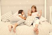 Children Read Book In Bed. Reading Before Bed Can Help Sleep Better At Night. Stories Every Kid Shou poster