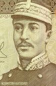 DOMINICAN REPUBLIC - CIRCA 2009: Gregorio Luperon (1839-1897) on 20 Pesos Oro 2009 Banknote from Dom