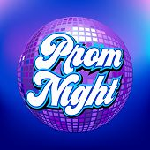 Prom Night Party Background For Poster Or Flyer poster