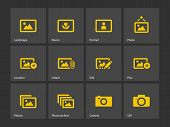 stock photo of megapixel  - Photographs and Camera icons - JPG