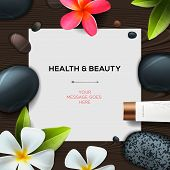 Health and beauty template