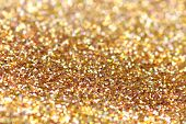 stock photo of gold nugget  - Gold nuggets sparkling carpet - JPG