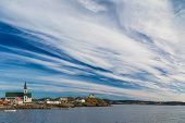 pic of trinity  - Coastline along the Bonavista Peninsula - JPG