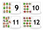 pic of numbers counting  - Learn counting 2 - JPG