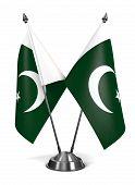 image of pakistani flag  - Pakistan  - JPG