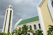 picture of luzon  - Our Lady of Penafrancia Church Southren Luzon Philippines - JPG