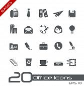 Office & Business Icons// Basics