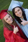 Happy Graduates poster