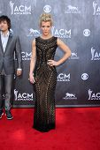 LAS VEGAS - APR 6:  Kimberly Perry at the 2014 Academy of Country Music Awards - Arrivals at MGM Gra