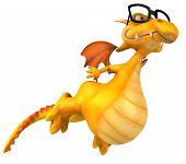 stock photo of dragon head  - Dragon - JPG