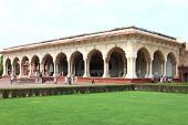 pic of mughal  - Agra fort was the residence of the Mughal emperors of India - JPG