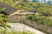 image of shan  - Hill Tribe Village - JPG
