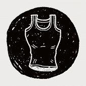 picture of vest  - Sport Vest Doodle - JPG