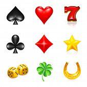 image of poker machine  - Gambling And Luck - JPG