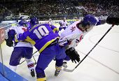 Ice-hockey. Ukraine vs Great Britain