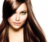pic of brunette hair  - Hair - JPG