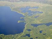 image of suds  - aerial view of the wetland known as the sud - JPG