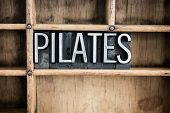 image of pilates  - The word  - JPG