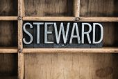 stock photo of stewardship  - The word  - JPG