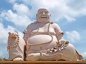 picture of buddha  - CHAU DOC VIET NAM - JPG