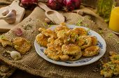 stock photo of cumin  - Savory puff pastry  - JPG