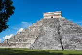 picture of mayan  - tour at Chihenitza Historic Mayan City Traveling Central America - JPG
