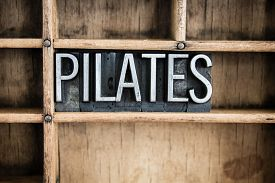 picture of pilates  - The word  - JPG