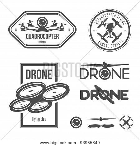 Poster photo Vector Set Of Drone Flying Club Labels Badges Design Elements  93965849 likewise P23800 14701697 moreover J8Sv further Pp 147485 in addition Eflite Rotor Head Linkage Set 4 Bmsr 10531. on 4 rotor helicopter with camera