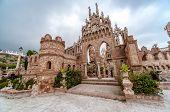 picture of castle  - Colomares Castle - JPG