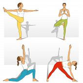 foto of yoga  - Yoga Studio - JPG