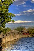 Imperial Bridge at Summer Palace