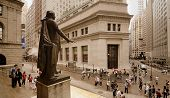 Federal Hall At Wall Street