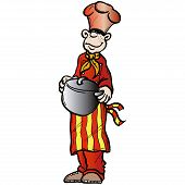 Spanish Cook poster