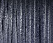 corrugated surface metal texture backdrop