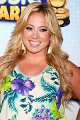 LOS ANGELES - APR 27:  Sabrina Bryan arrives at the Radio Disney Music Awards 2013 at the Nokia Thea