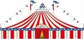 foto of school carnival  - An american big top circus for you - JPG